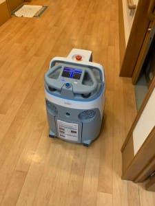 AI掃除ロボットを見学してきました!